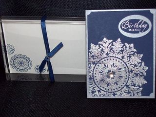 Boxed card set 1
