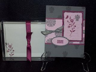 Boxed card set 3